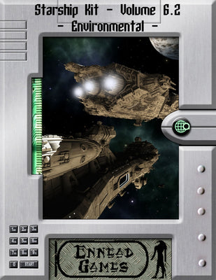 Starship Kit Volume 6.2 - Environmental systems