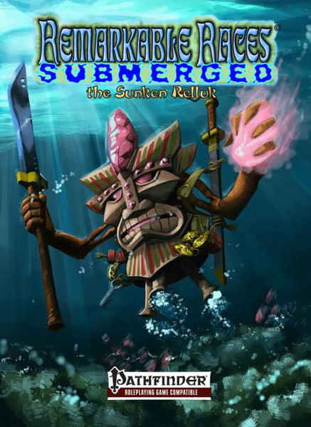 Remarkable Race Submerged: The Sunken Relluk