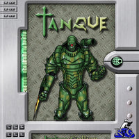 The Theta Files: Tanque