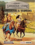 Kingdoms of Swords & Stars: Dunkargans & Karnuans (Sovereign Stone)