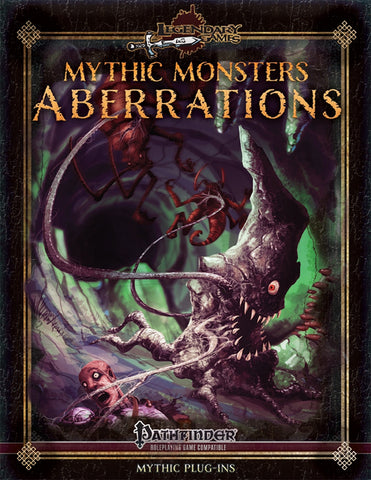 Mythic Monsters: Aberrations