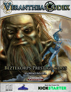 Veranthea Codex: The Beztekorps Prestige Class FREE PDF
