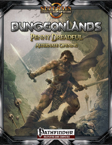 Dungeonlands: Penny Dreadful (Pathfinder)