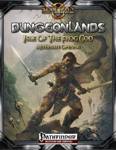 Dungeonlands: Isle of the Frog God