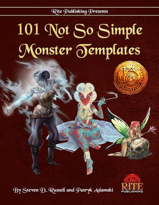 101 Not So Simple Monster Templates