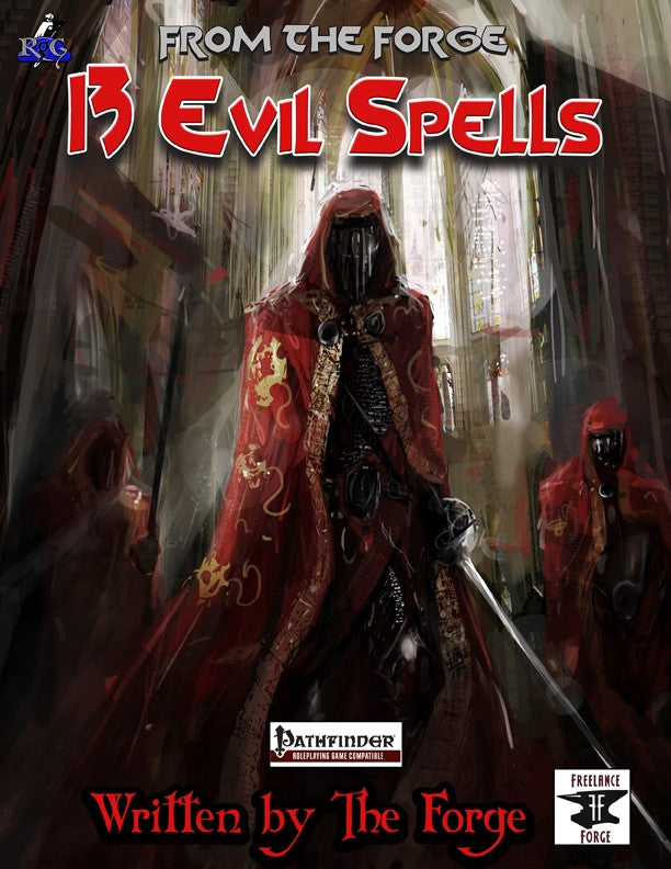 From the Forge: 13 Evil Spells