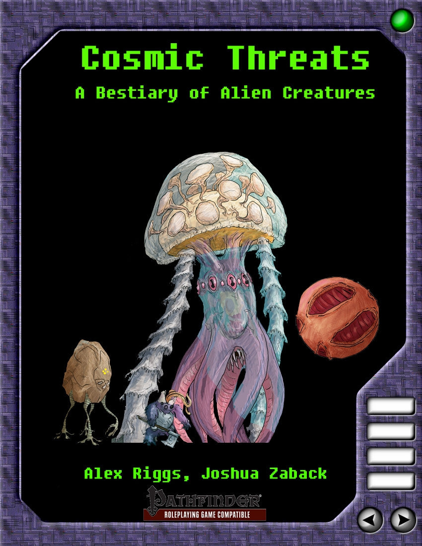 Cosmic Threats: A Bestiary of Alien Creatures