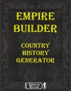 Empire Builder Kit - History Generator