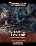Lost Lexicon, Part 2: Radiant Demise