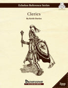 Echelon Reference Series: Clerics (3pp+PRD)