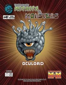 The Manual of Mutants & Monsters: Oculord