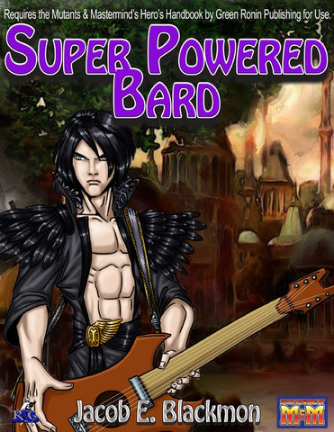 Super Powered Bard