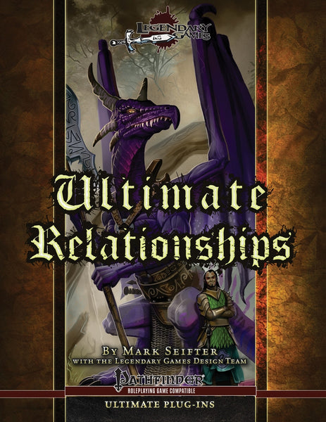 Ultimate Relationships