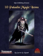 10 Paladin Magic Items