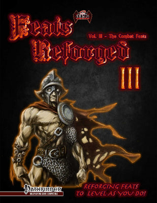 Feats Reforged 3: Feats of Combat