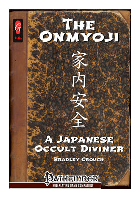 The Onmyoji - A Japanese Occult Diviner