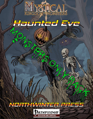 MKoM: Haunted Eve Monsters Only Pack