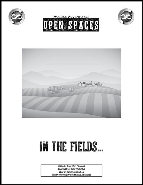 Open Spaces: In the Fields...