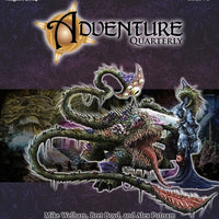 Adventure Quarterly #6 (PFRPG)