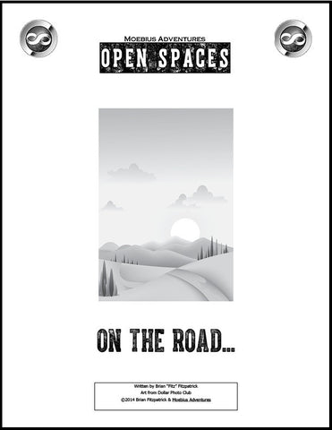 Open Spaces: On the Road...