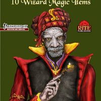 10 Wizard Magic Items