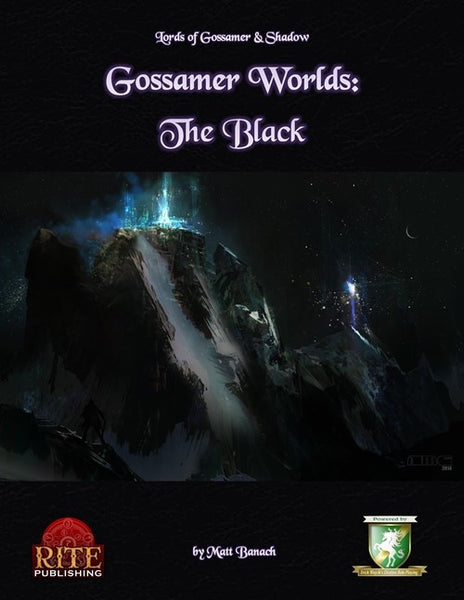 Gossamer Worlds: The Black (Diceless)