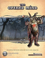 The Opened Mind: A 1st level adventure introducing psionic rules.