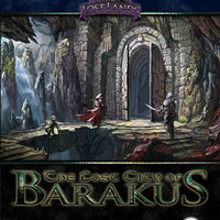 The Lost Lands: The Lost City of Barakus (PFRPG)
