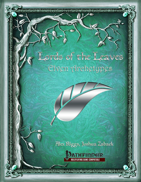 Lords of the Leaves - Elven Archetypes