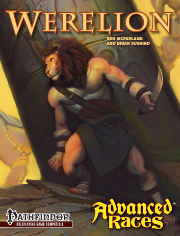 Advanced Races 13: Werelion
