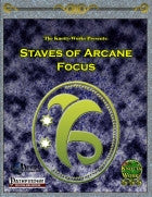 Staves of Arcane Power