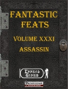 Fantastic Feats Volume XXXI - Assassin