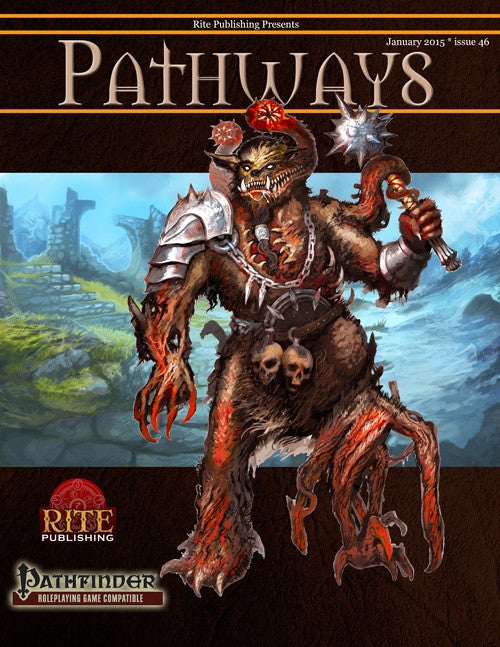 Pathways #46 (PFRPG)
