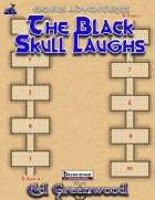 Genius Adventures: The Black Skull Laughs