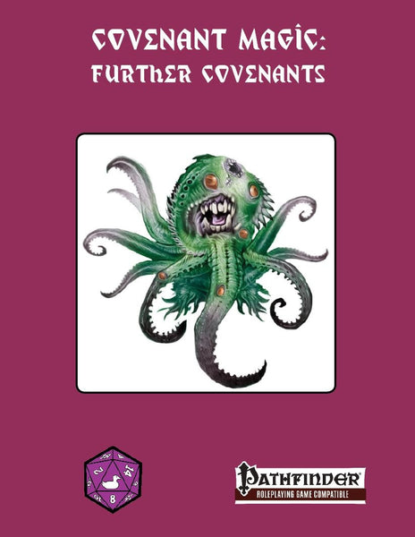 Covenant Magic: Further Covenants