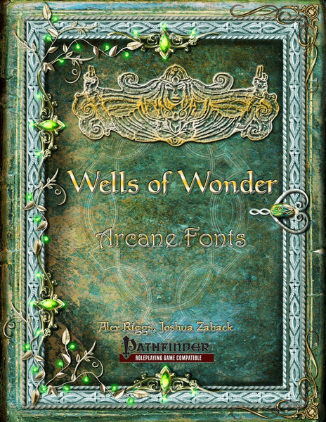 Wells of Wonder - Arcane Fonts
