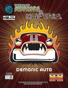 The Manual of Mutants & Monsters: Demonic Auto