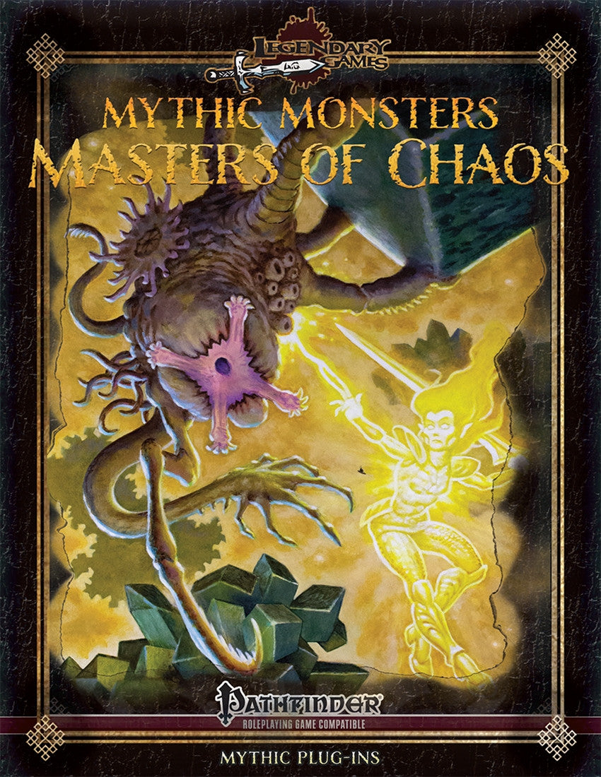 Mythic Monsters: Masters of Chaos
