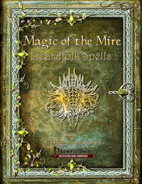 Magic of the Mire - Lizardfolk Spells