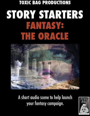 Story Starters Fantasy: The Oracle
