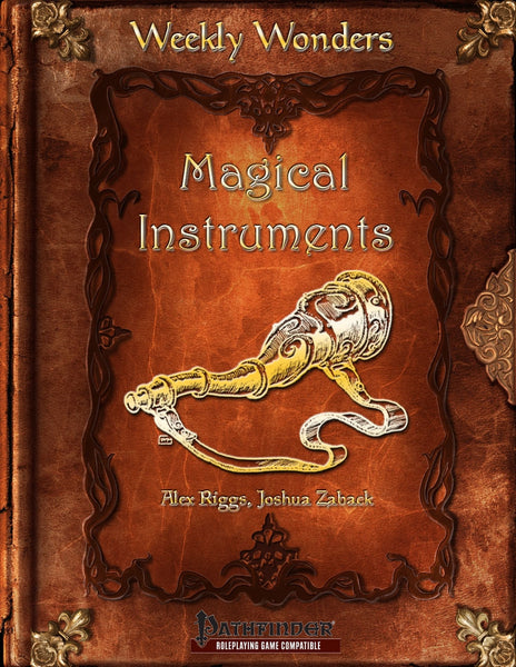 Weekly Wonders - Magical Instruments