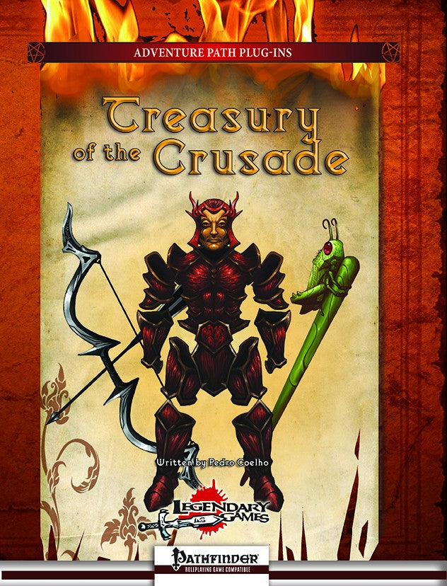 Treasury of the Crusade