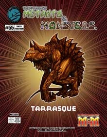 The Manual of Mutants & Monsters: Tarrasque