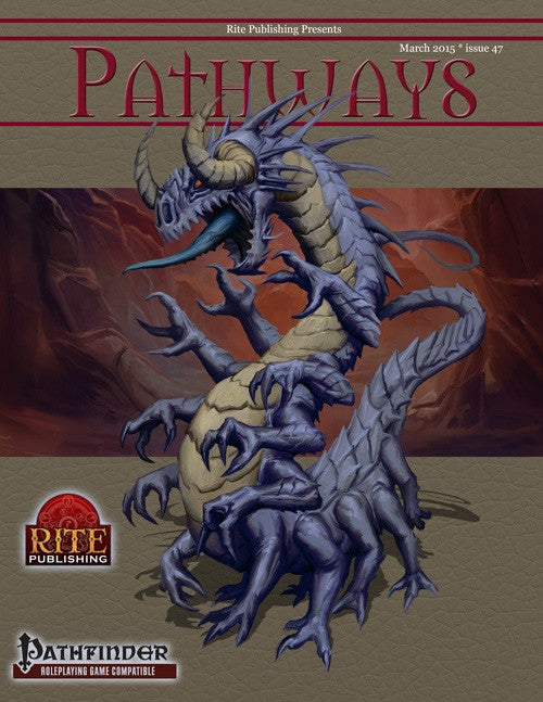 Pathways #48 (PFRPG)