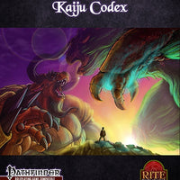 Kaiju Codex (PFRPG)