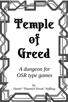 Temple of Greed