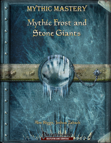 Mythic Mastery - Mythic Frost and Stone Giants