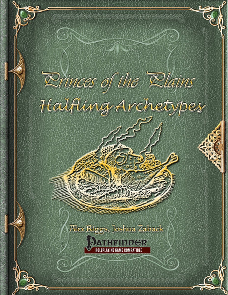 Princes of the Plains - Halfling Archetypes
