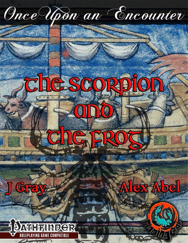 Once Upon an Encounter: the Scorpion and the Frog