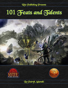 101 Feats and Talents (13th Age)